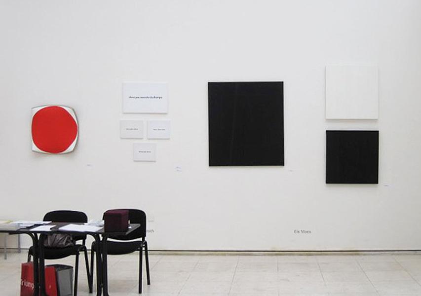 Els Moes, Art Prague, 2012