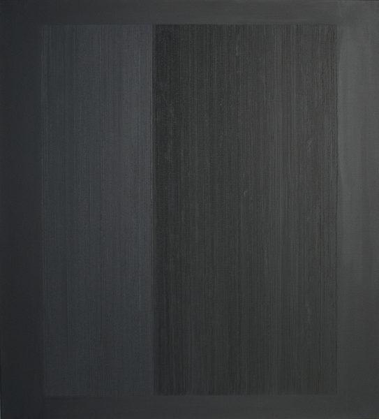 Els Moes, 2007-11, alkyd/oil on linen, 100x110cm