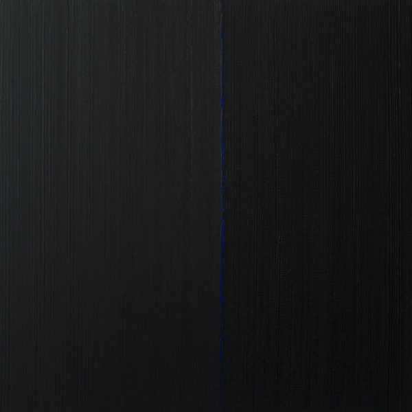 Els Moes, 2009-01, alkyd/oil on linen, 70x70cm, collection CBK