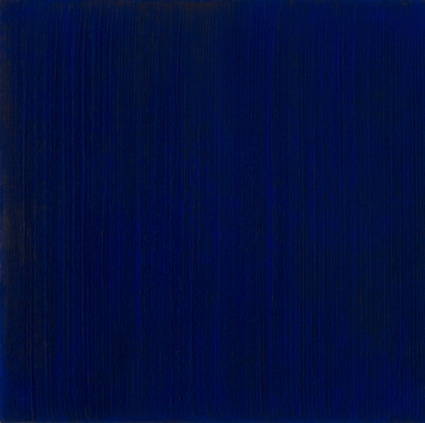 Els Moes, 2010-10, oil and pigment on linen, 30x30cm, private collection