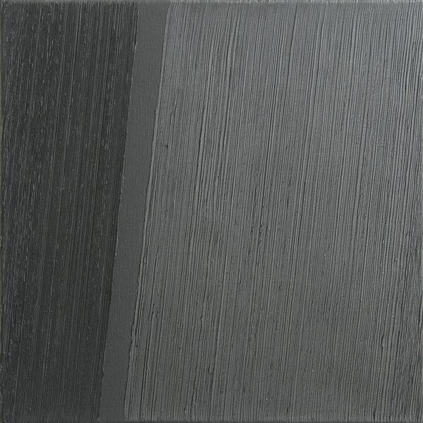 Els Moes, 2010-23, alkyd/oil on linen, 30x30cm