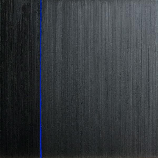Els Moes, 2010, oil/alkyd/pigment on linen, 70x70cm