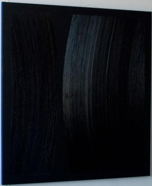 Els Moes, 2011-03, Oil on linen, 100 x 110 cm