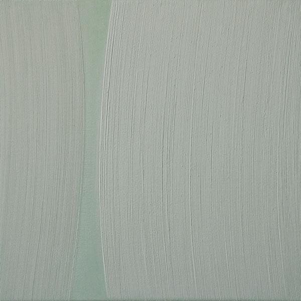 Els Moes, 2011-12, alkyd/oil on linen, 50 x 50 cm, private collection