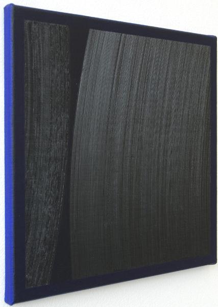 Els Moes, 2011-19, alkyd/oil on linen, 35x35cm