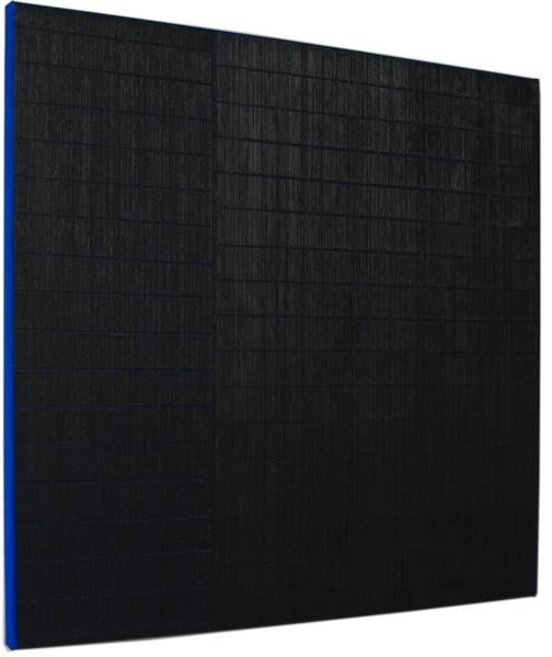 Els Moes, 2011-25, alkyd/oil on linen, 60x60cm