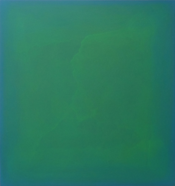 Els Moes, 2020-11, 32x32,5, arcryl op aluminium