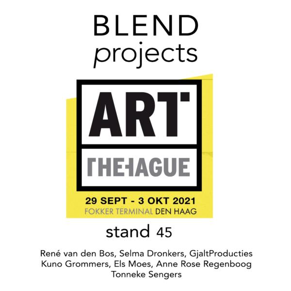 Blend Projects - Art The Hague